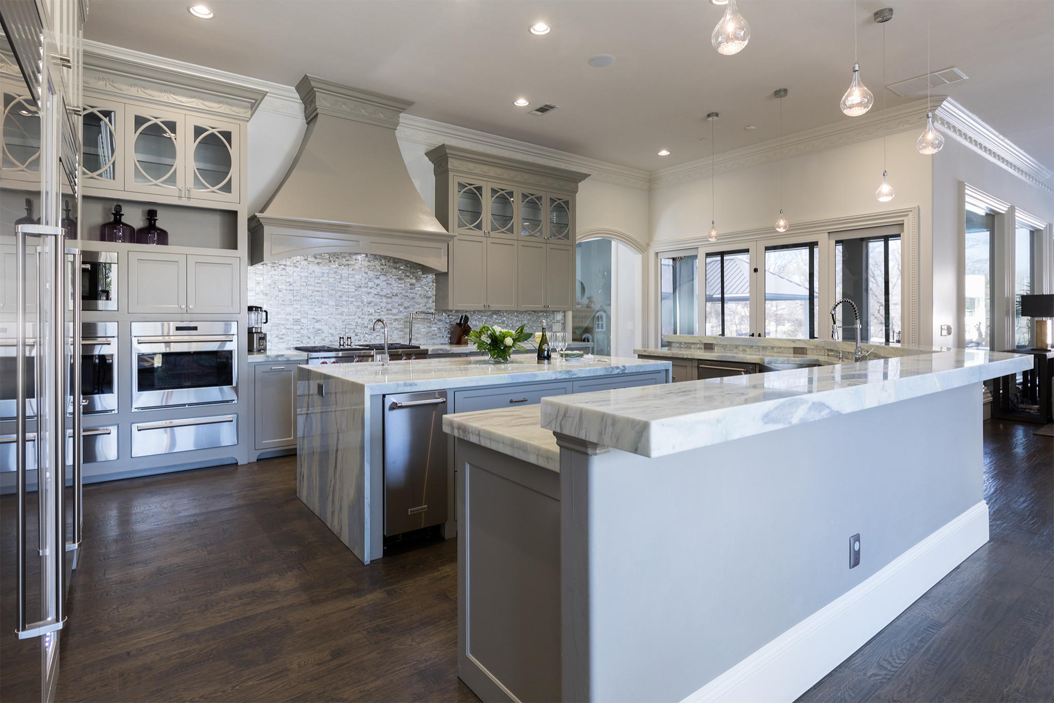 Transitional Kitchen - New Build