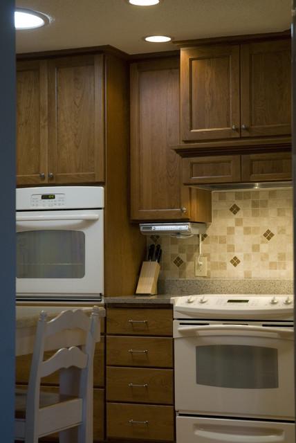 Transitional Kitchen modern-kitchen
