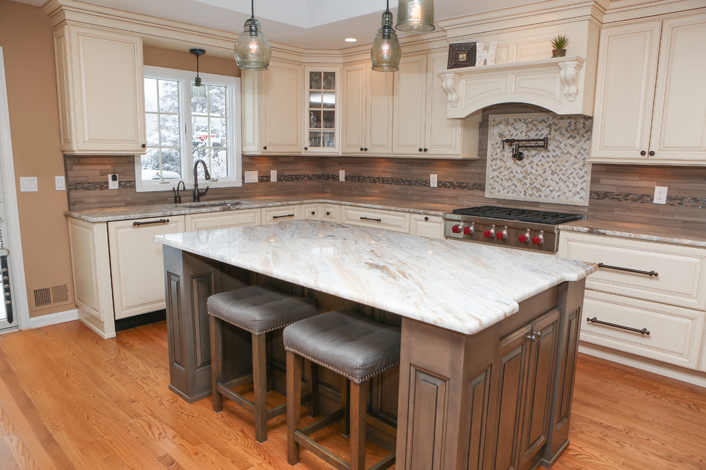 Transitional Kitchen Remodel - Transitional - Kitchen ...