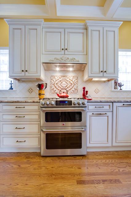 Transitional Kitchen Remodel Arlington Va Transitional Kitchen Other By Reico Kitchen