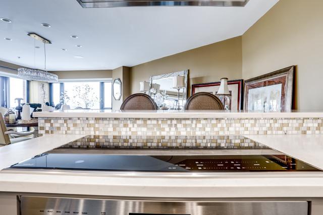 Transitional Kitchen Remodel Baltimore Md