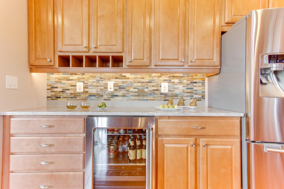 Transitional Kitchen Remodel Frederick, MD - Transitional ...