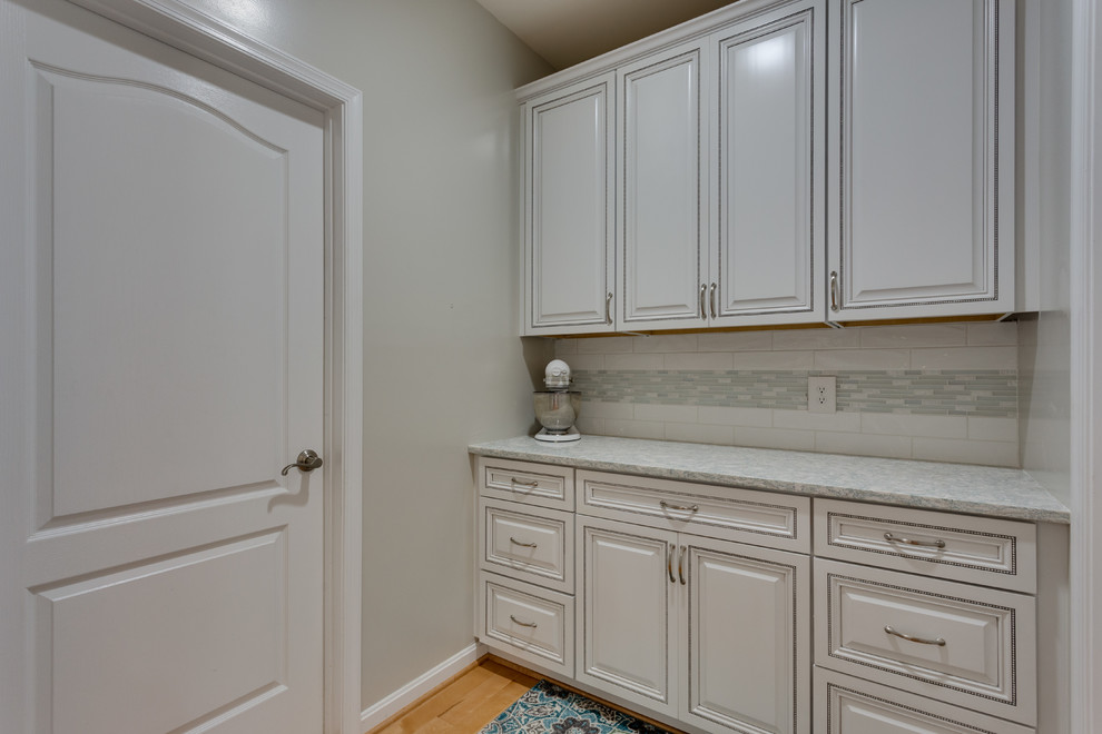 Transitional Kitchen Remodel Fredericksburg, VA by Reico ...