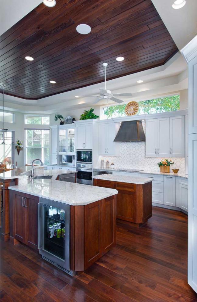 Transitional Kitchen Remodel in Bonita Springs, FL ...
