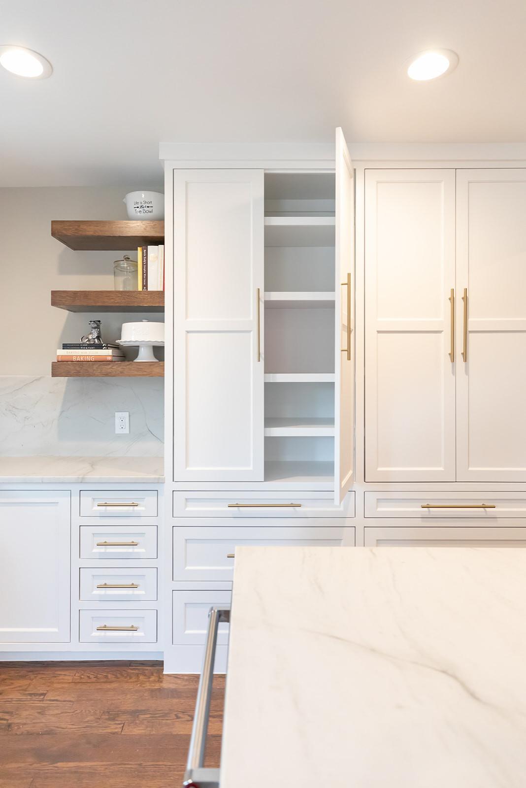 Transitional Kitchen Remodel: Lakewood Mercedes Drive
