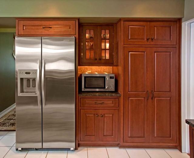 Transitional Kitchen Remodel: Maple Glen, PA traditional-kitchen