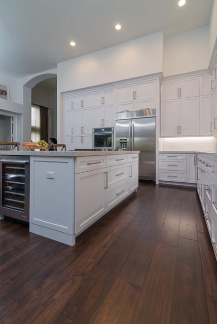 Transitional Kitchen Remodel Miami FL