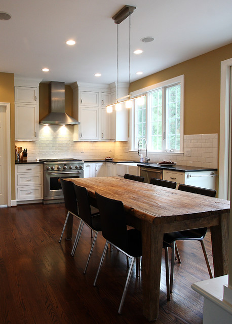 Transitional Kitchen Remodel contemporary-kitchen