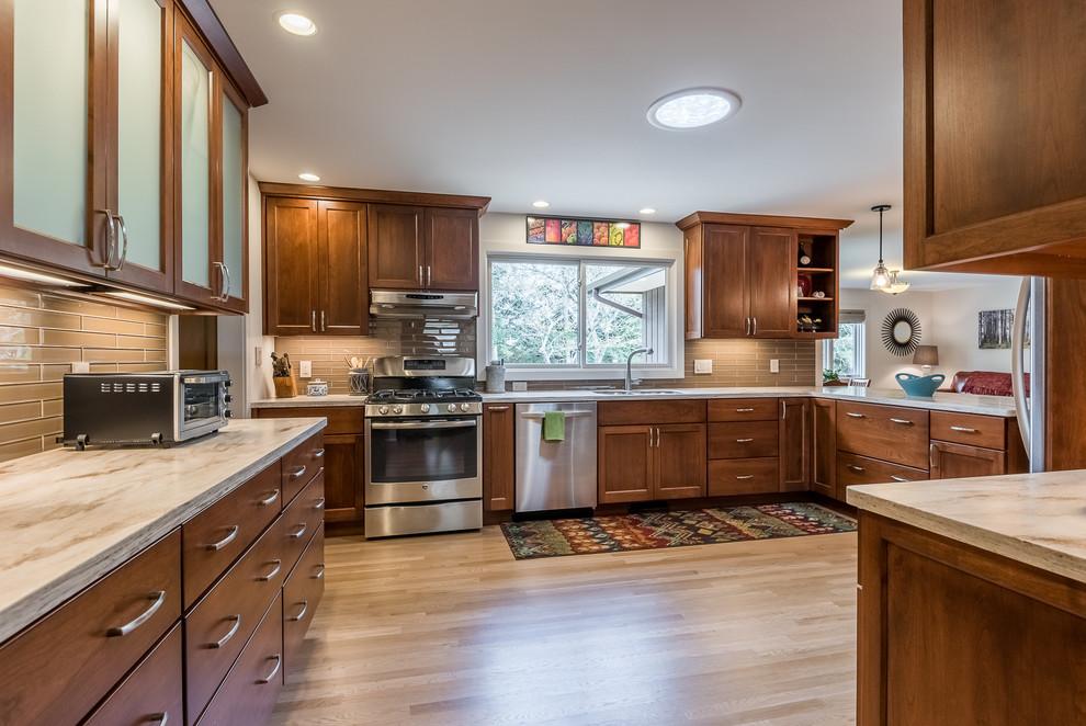 Transitional Kitchen Remodel/Sitting Room Addition Urbana