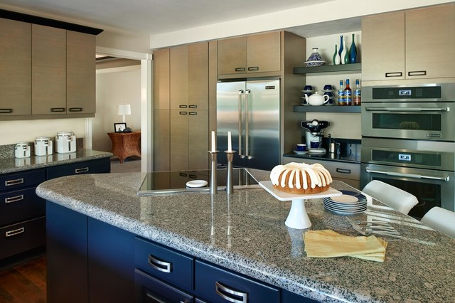 Golf Course Community Remodel Westminster Co Transitional Kitchen Denver By Beautiful