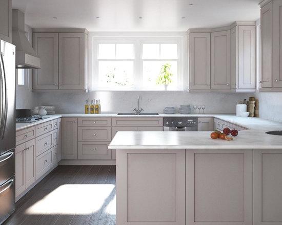 terracotta kitchen floor transitional - photo #35