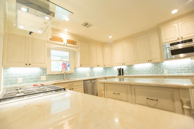 the white house bathrooms transitional kitchen with marble countertops 20790