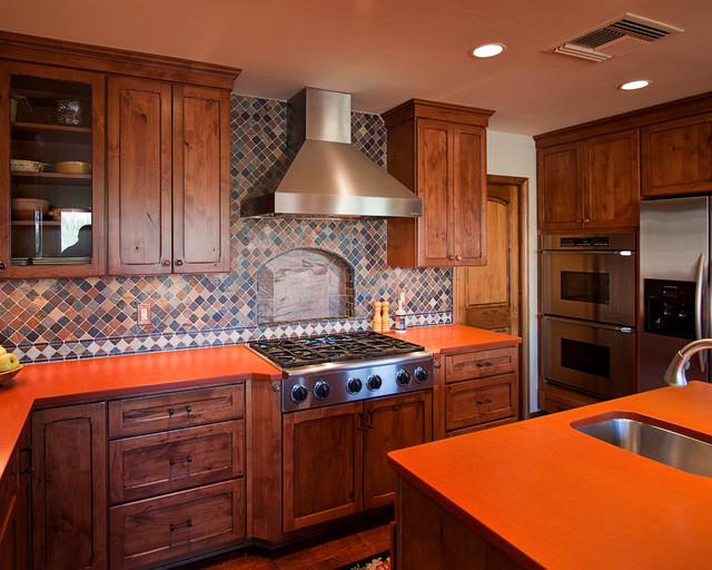 Transitional kitchens transitional kitchen phoenix for Transitional kitchen designs photo gallery