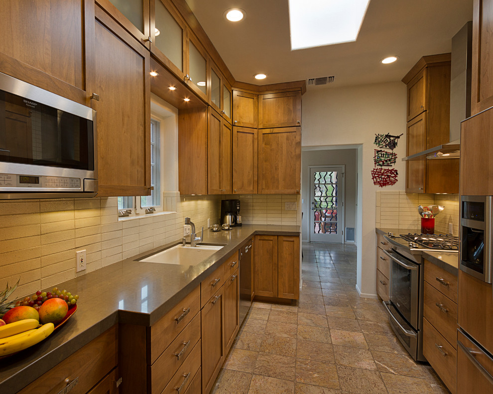 Transitional Kitchens - Transitional - Kitchen - Phoenix ...