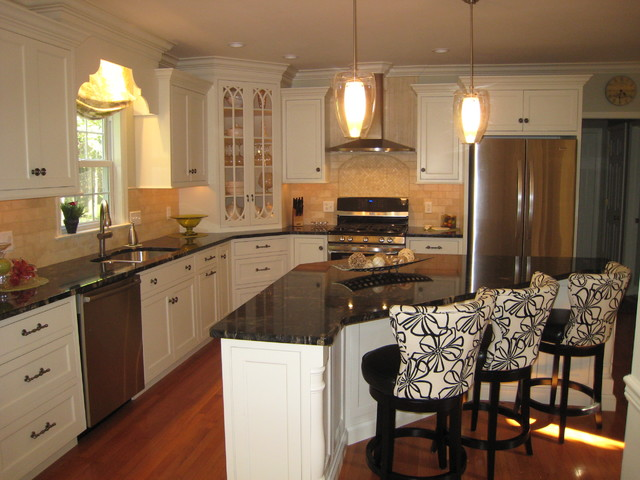 Transitional Kitchens eclectic-kitchen