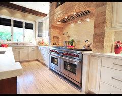Mediterranean Kitchen rustic-kitchen
