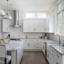Transitional Needham Home