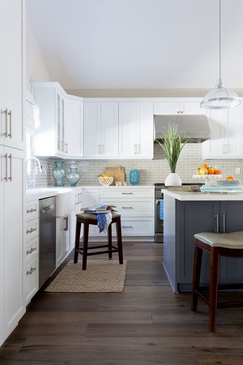 You'll Love These Kitchen Color Ideas For Small Kitchens Gorgeous Kitchen Colors Ideas