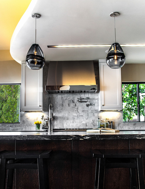 Del Sol Project transitional-kitchen