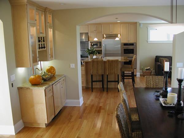 Transitional Style Kitchens transitional-kitchen