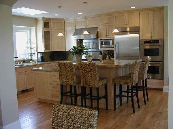 Transitional Style Kitchens Kitchen San