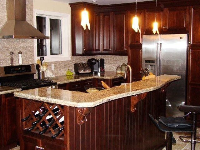 Transitional Kitchen Toronto By Directbuy Of Hamilton Niagara