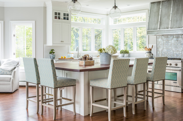 Transitional Waterfront In Yarmouth Transitional Kitchen Portland Maine By Balance