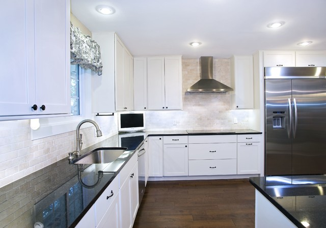 ... Cabinets - Traditional - Kitchen - other metro - by UB Kitchens - San