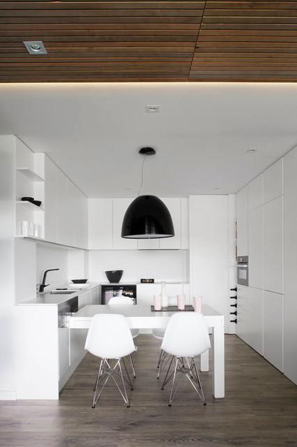Transversal Expression contemporary-kitchen