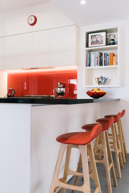 Travancore - Contemporary - Kitchen - melbourne - by ...
