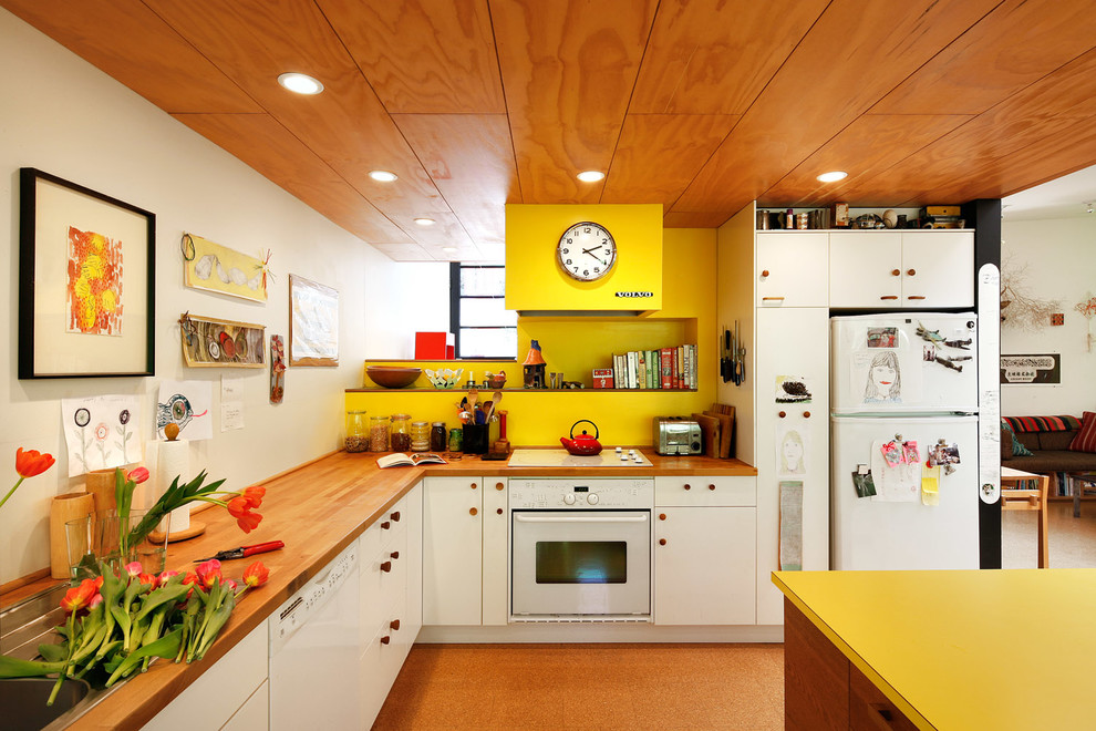 Treehouse - Eclectic - Kitchen - Seattle - by SHED ...