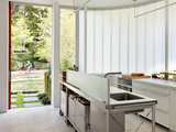contemporary kitchen Houzz Tour: An Innovative Home Shows What It's Made Of (18 photos)