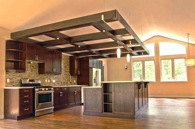 Trellis Contemporary Kitchen Toronto By K