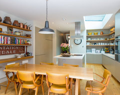 Tremlett Grove N19 contemporary-kitchen