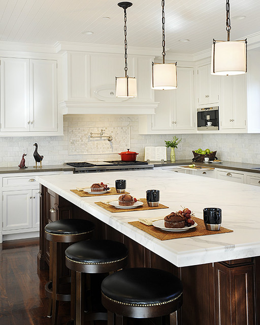 TRG Architects traditional-kitchen