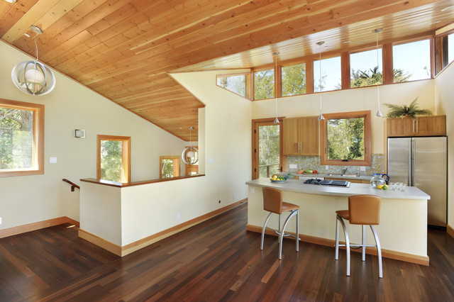 Trg Architects Contemporary Kitchen San Francisco By Trg