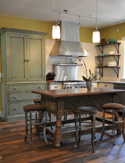 Tribble traditional-kitchen