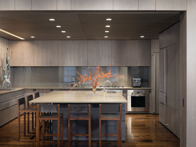 pictures of stone backsplashes for kitchens tribeca loft modern kitchen chicago by gary 9133