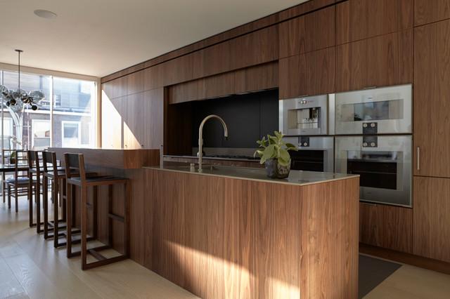 Tribeca Loft Modern Kitchen New