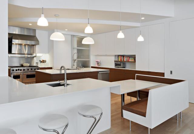 Tribeca Loft Moderne Cuisine New York Par Nc2