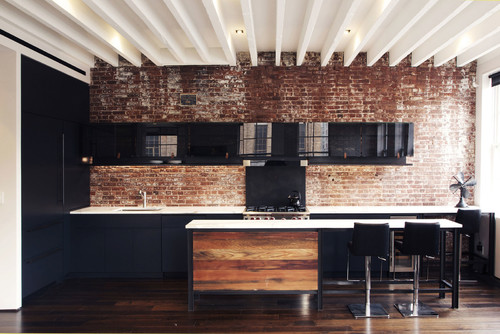 Beautiful kitchen designs for every personality- modern. Avenue Laurel.