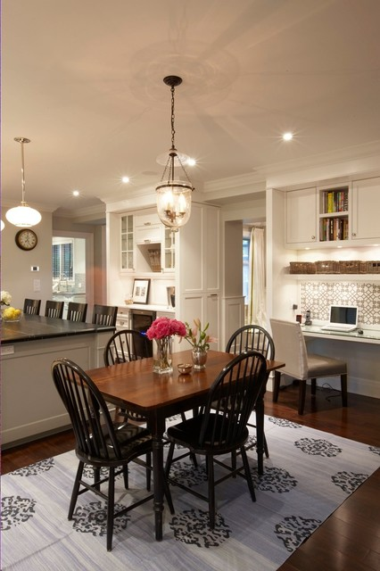 Traditional Kitchen by Meredith Heron Design