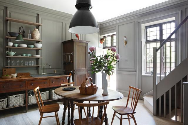 Kök kök klassisk : Trinity Green - Klassisk - Kök - London - av Chris Dyson Architects