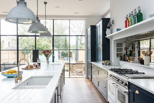 Kitchen extensions what to consider e architect for Traditional kitchen extensions
