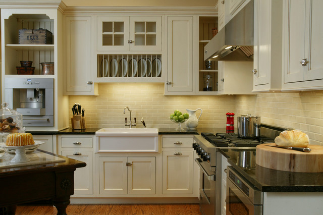 Trish Namm eclectic-kitchen