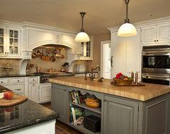 Trish Namm rustic-kitchen