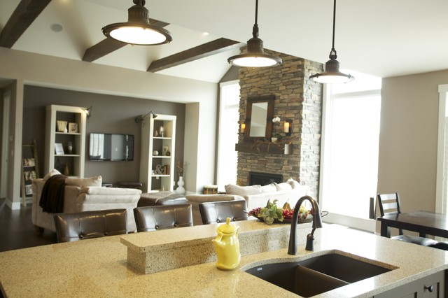 Triton Homes, Signature Series. Spring Parade 2012 contemporary-kitchen