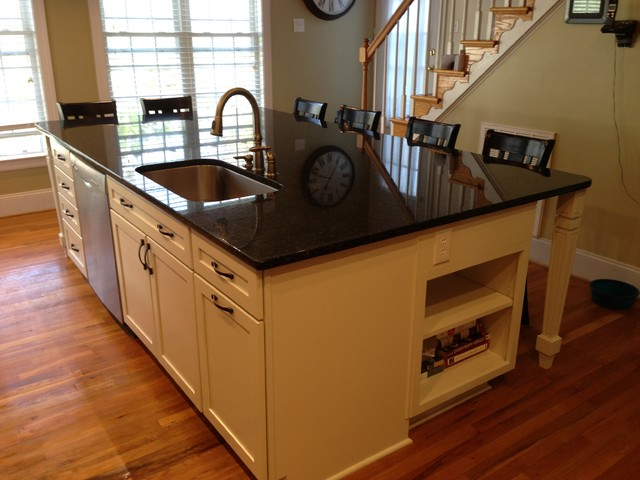 Troidle Residence traditional-kitchen