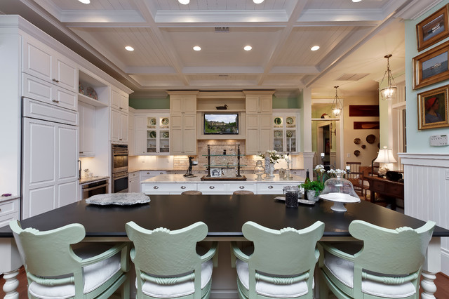 West indies house design tropical kitchen miami by for West indies style home plans