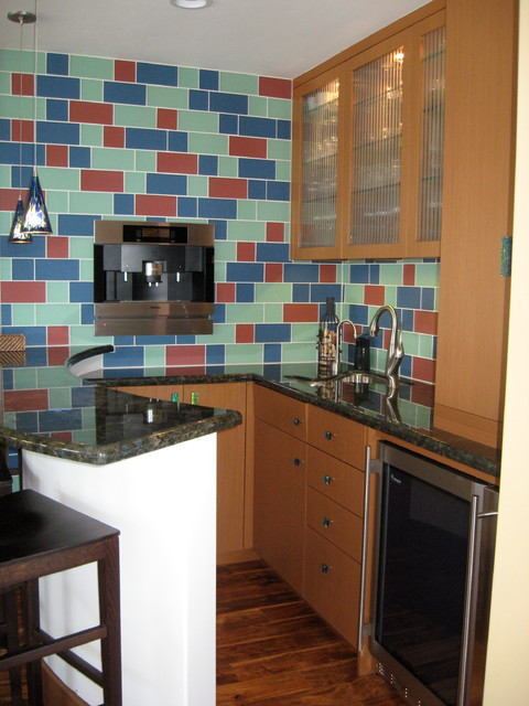 Trowbridge contemporary-kitchen